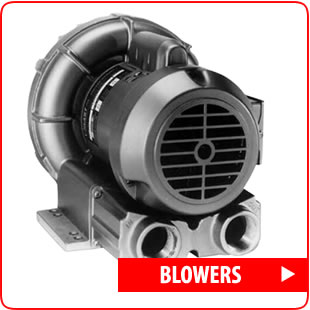 Regenerative Blower Septic Aerators