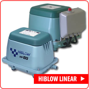 Hiblow Linear Septic Air Pumps